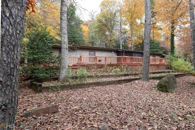 Clayton, Clarkesville, Tiger Single Family Home For Sale: 3982 Blalock Goldmine