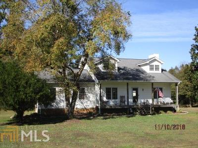 Lavonia Single Family Home For Sale: 10300 Highway 59