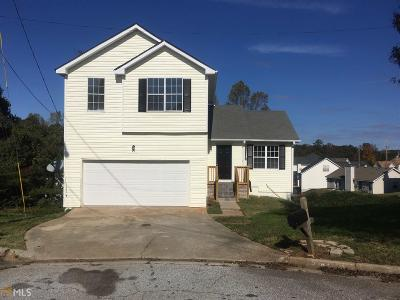 Lithonia Single Family Home New: 2387 Wellborn Hills Pl