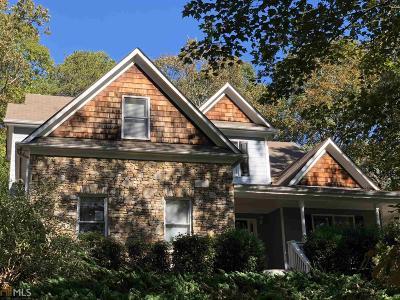 Dawsonville Single Family Home New: 366 Brights
