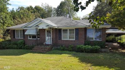 Elbert County, Franklin County, Hart County Single Family Home For Sale: 333 Jordan St