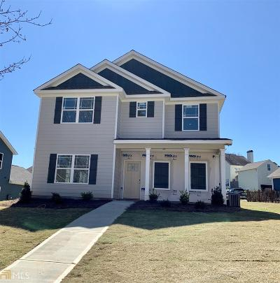 Newnan Single Family Home New: 82 The Blvd