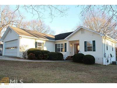 Hoschton Single Family Home New: 122 E Jefferson St