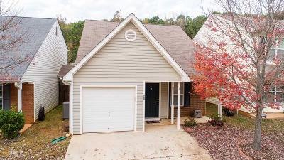 Mcdonough Single Family Home Under Contract: 208 Lossie Ln #255