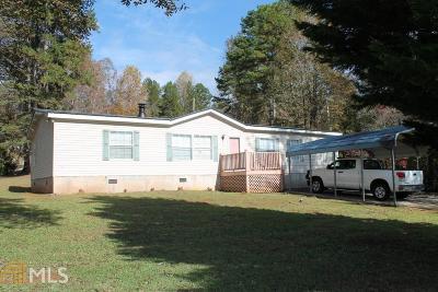 Stephens County Single Family Home New: 24 Hunters Way