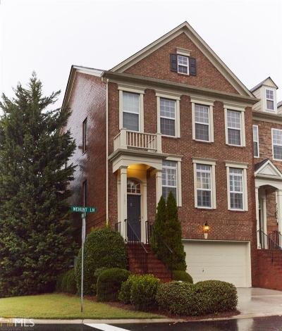 Smyrna Condo/Townhouse New: 1701 Wehunt Ln