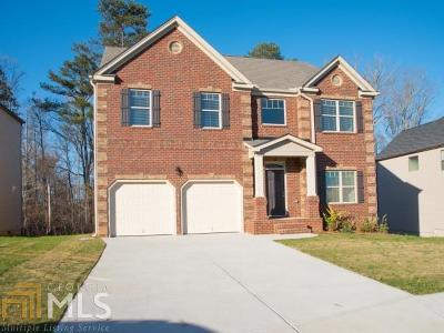 Clayton County Single Family Home New: 630 Mill Creek Trl