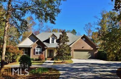 Hoschton Single Family Home For Sale: 95 Sweetwater Ridge