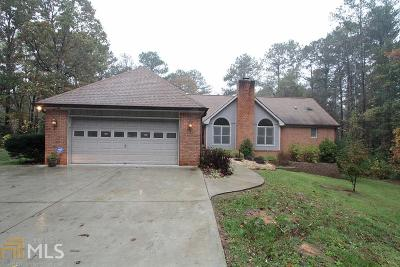 Dawson County, Forsyth County, Gwinnett County, Hall County, Lumpkin County Single Family Home New: 3323 Callie Still Rd