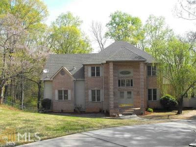 Single Family Home For Sale: 8515 Anchor On Lanier Ct