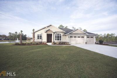 Kingsland Single Family Home For Sale: 108 Cason Noah Dr