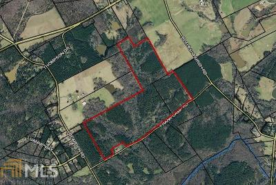 Monroe Residential Lots & Land New: 3100 Frank Camp Rd