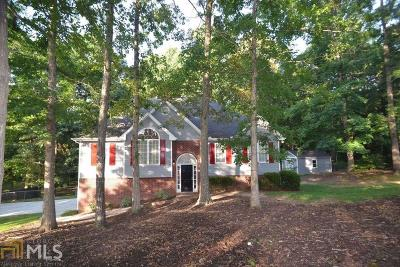 Loganville Single Family Home New: 5033 Eagles Nest Ct