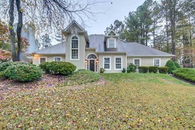 Acworth Single Family Home New: 5713 Brynwood Cir