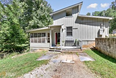 Dawson County, Forsyth County, Gwinnett County, Hall County, Lumpkin County Single Family Home New: 5884 Gilstrap Dr