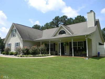 Newnan Single Family Home New: 27 Woodside Dr #1B