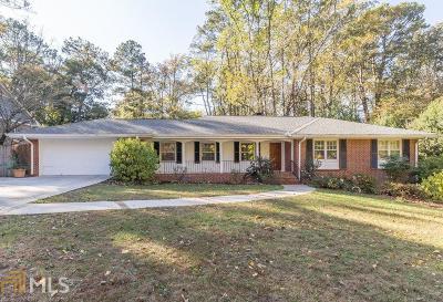Decatur Single Family Home New: 1432 Altamont Dr
