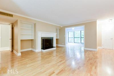Piedmont Heights Condo/Townhouse Under Contract: 1218 Summit North Dr