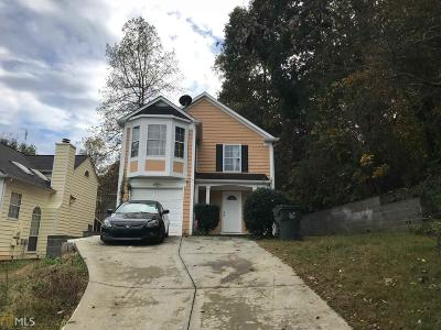 Norcross Single Family Home New: 1394 Strasbourg Ct