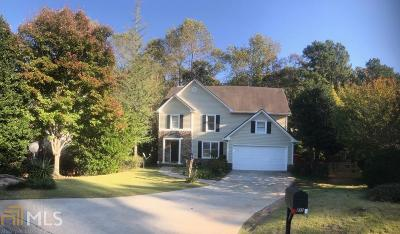 Lawrenceville Single Family Home New: 211 Thornbush Trce