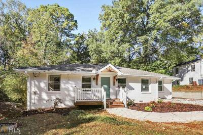 Decatur Single Family Home New: 995 Forrest Blvd