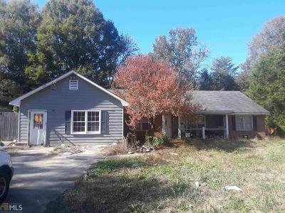 Covington Single Family Home Under Contract: 35 Riverbend Dr