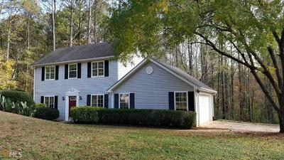 Canton Single Family Home New: 109 Spring Creek
