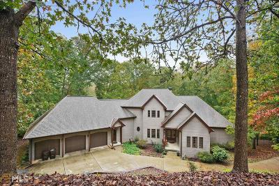 Dawson County, Forsyth County, Gwinnett County, Hall County, Lumpkin County Single Family Home New: 1755 Whispering Cir