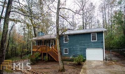 Canton Single Family Home New: 396 Pine Acres Dr