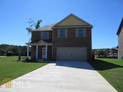 Clayton County Single Family Home New: 2027 Spivey Village Dr #161