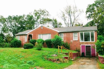 Columbus Single Family Home New: 3224 Morehouse