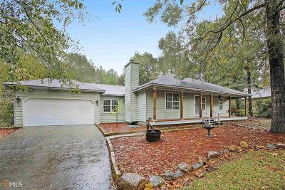 Senoia Single Family Home Under Contract: 245 Pinewood Dr