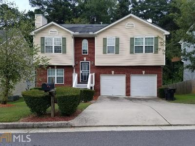 Clayton County Single Family Home New: 1698 Marceau Drive