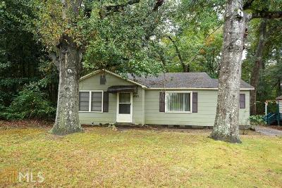 Columbus Single Family Home For Sale: 4242 Forrest