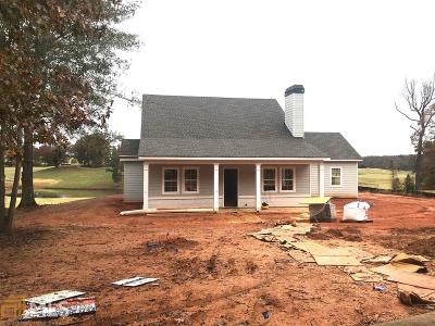 Banks County Single Family Home For Sale: 131 Classic Overlook