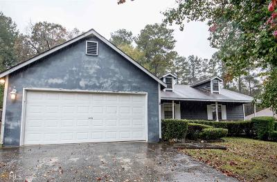 Clayton County Single Family Home New: 359 Staten Street