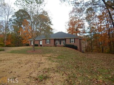 Canton Single Family Home New: 208 Marvin Land Ln
