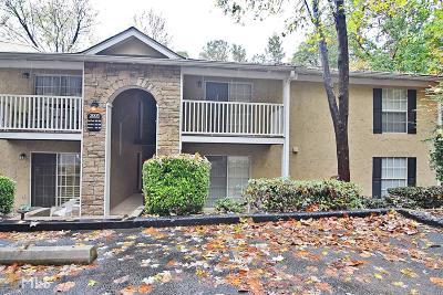 Atlanta Condo/Townhouse New: 3005 Seven Pines