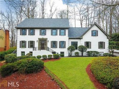 Atlanta Single Family Home New: 1565 Summerset Dr