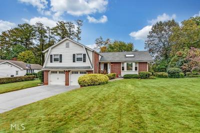 Marietta Single Family Home New: 755 Huntington Pl