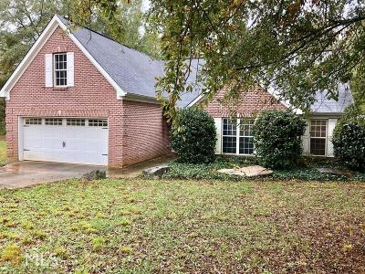 Monroe Single Family Home Under Contract: 4860 Bold Springs Rd