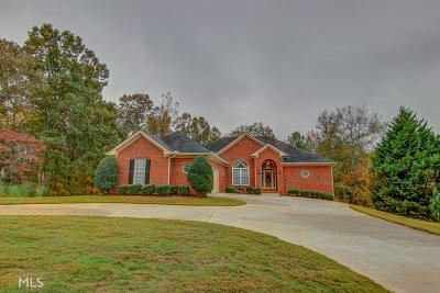 Conyers Single Family Home Under Contract: 3220 SE Haleys Way