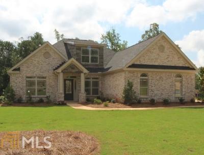 Newnan GA Single Family Home New: $289,480