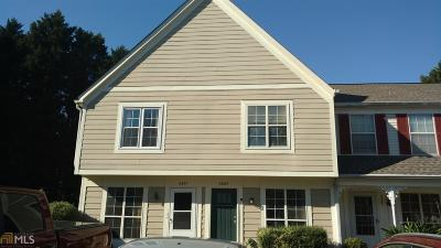 Norcross Condo/Townhouse Under Contract: 6687 Witherington Ct