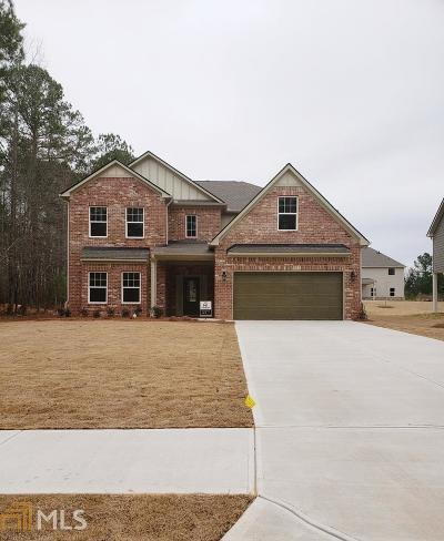 Henry County Single Family Home New: 235 Lotus Cir