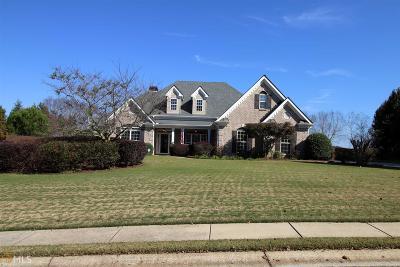Hoschton Single Family Home New: 1151 Reece Dr