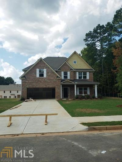 McDonough GA Single Family Home New: $309,900
