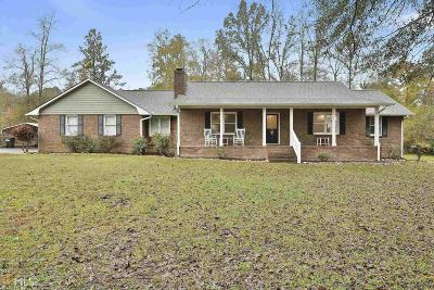 Fayette County Single Family Home New: 143 Mask Rd