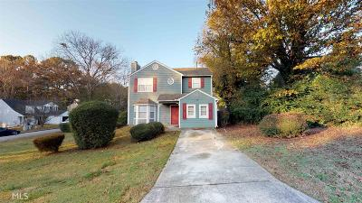 Lithonia Single Family Home New: 2011 Hilda Burns Pl