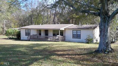 Milner Single Family Home Under Contract: 368 Cauthen Rd